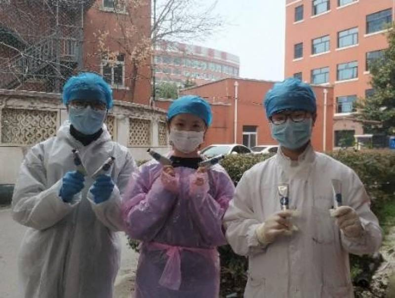 The L'OCCITANE Group increases its support for healthcare workers fighting the Coronavirus epidemic