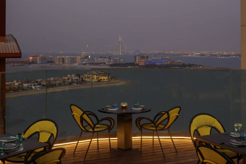 HANAMI Reopens its Doors to Bring Unforgettable Tokyo Street-Food Vibes Back to the Dubai Skyline