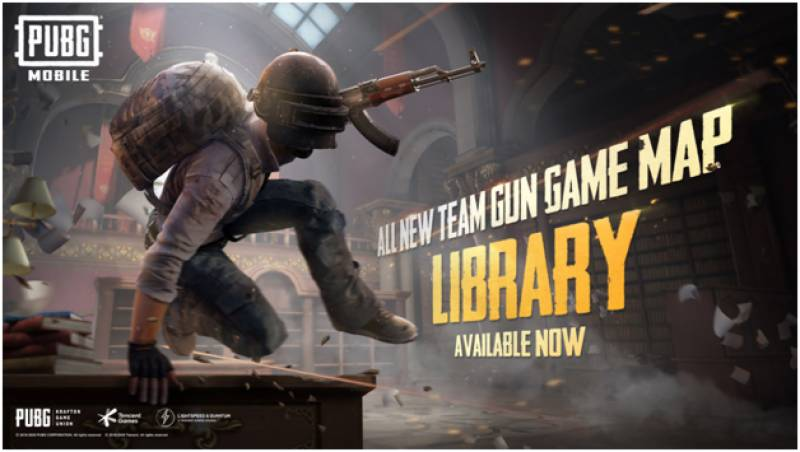 PUBG MOBILE REVEALS ANCIENT SECRET SPECIAL MODE AND NEW ARENA GAMEPLAY IN THE FIRST EVER INDOOR LIBRARY MAP