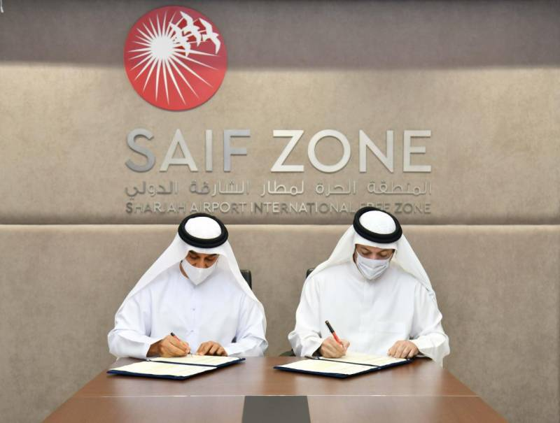 HFZA, SAIF Zone agree with SDI to develop driver training units in both zones