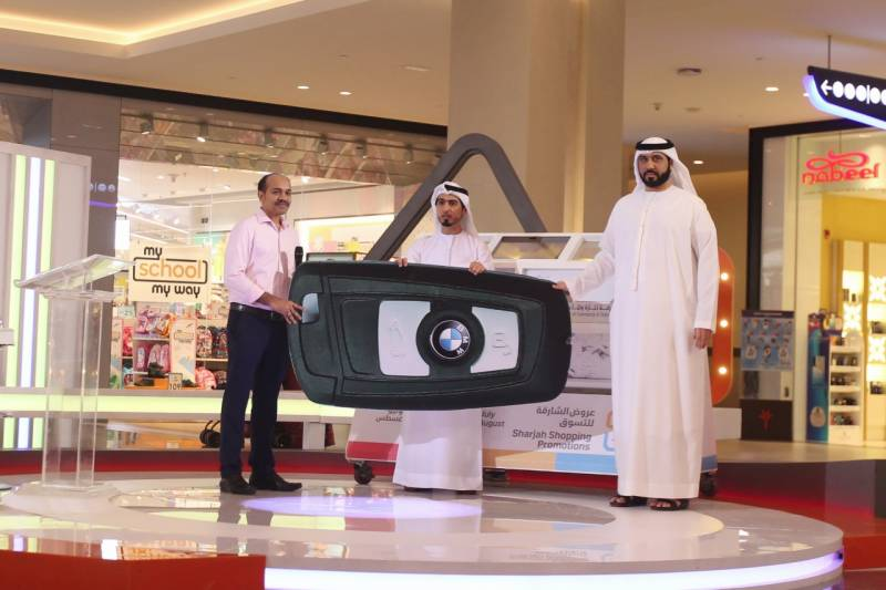 New lucky winners announced at Sharjah Shopping Promotions