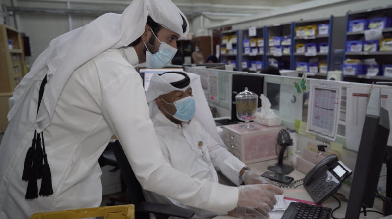 Qatar Post steps up to support the Country during Covid-19 delivering One Million packages