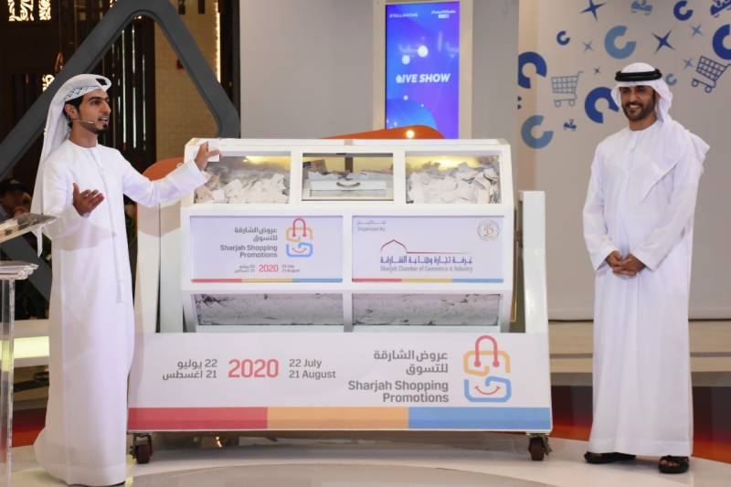 Sharjah Shopping Promotions comes to an end with lucrative returns on retail sector