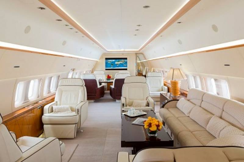 Silver Air's Boeing Business Jet is Available for Global Charter Now