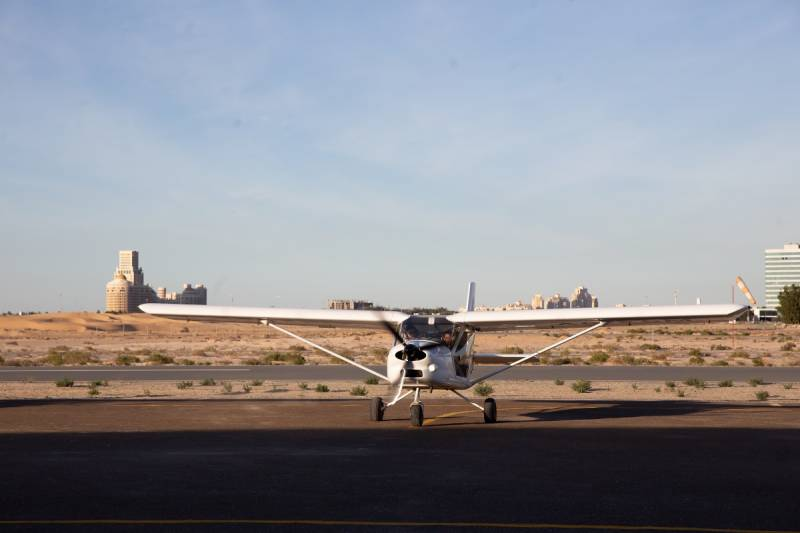 ENJOY THE SUITE LIFE WITH A FLYING EXPERIENCE OVER THE ARABIAN GULF