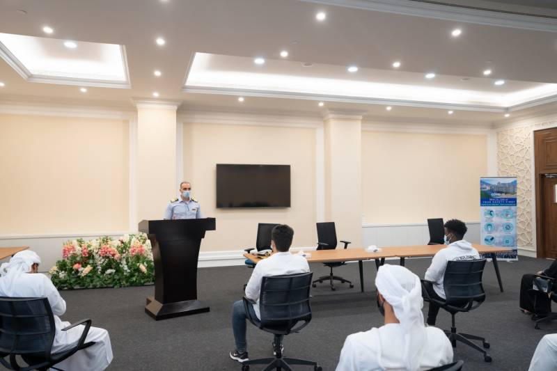 The Arab Academy for Science, Technology and Maritime Transport, Sharjah sets the new academic year in motion using blended learning