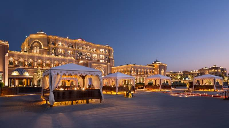 BBQ AL QASR REOPENS AT EMIRATES PALACE
