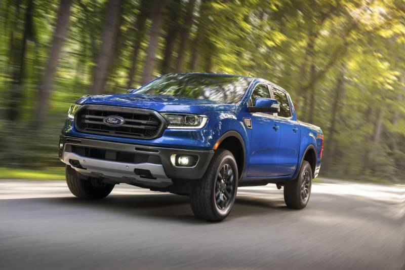 Ford Ranger, Mustang and Super Duty Take Top Honours in 2020 JD Power Initial Quality Awards