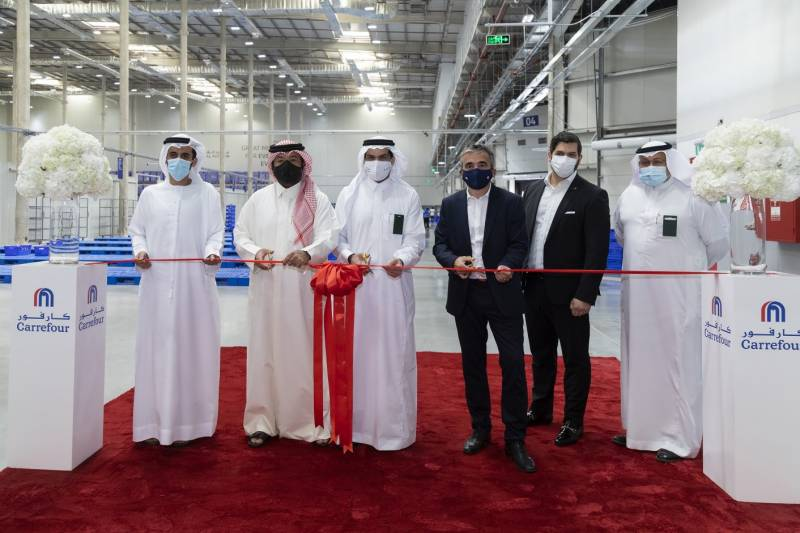 Majid Al Futtaim Boosts Carrefour's Online Capabilities With Largest Regional Fulfilment Centre Now Open in KSA