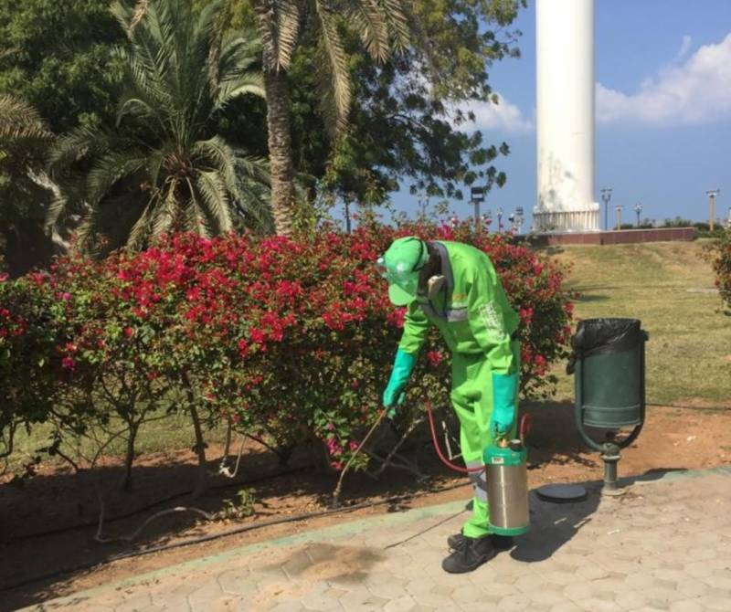 Tadweer Announces Results of Pest Control Operations in Q3 2020