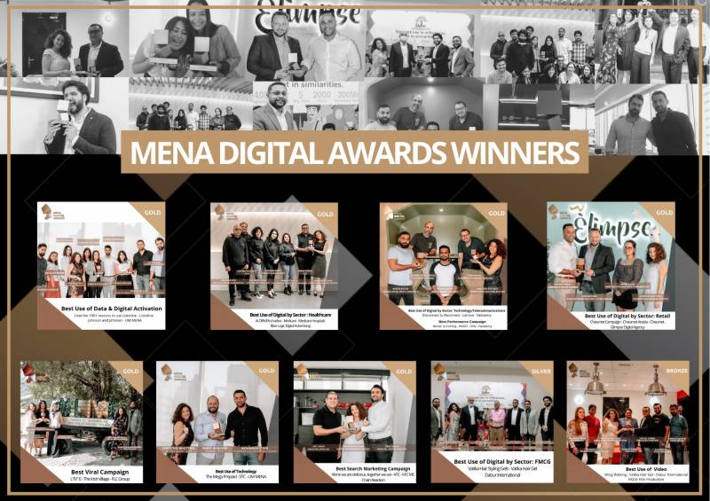 2020 MENA Digital Awards Recognises Brands Delivering Impressive Results and Impact in an Extraordinary Year