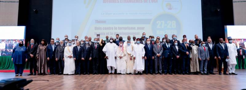 Al-Othaimeen at the Opening of the 47th Session of the ICFM in Niamey: Terrorism Remains Most Serious Threat to the Region