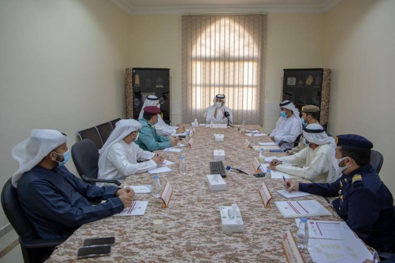 Sharjah's Committee of Ports and Border Points holds first meeting at Dibba Al-Hisn