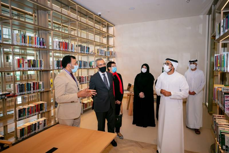Sharjah and Brasilia explore future collaboration in science, culture and sports