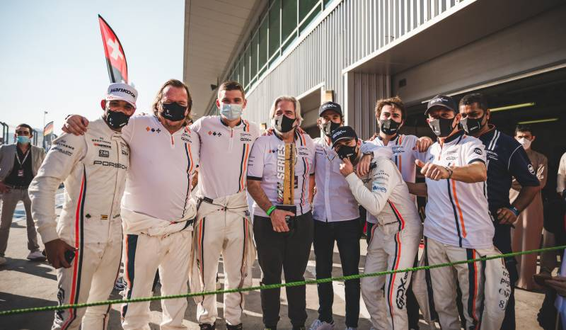 UAE-BASED GPX RACING SCORE ITS FIRST VICTORY AT ITS HOME CIRCUIT AT THE 24 HOURS OF DUBAI ENDURANCE RACE