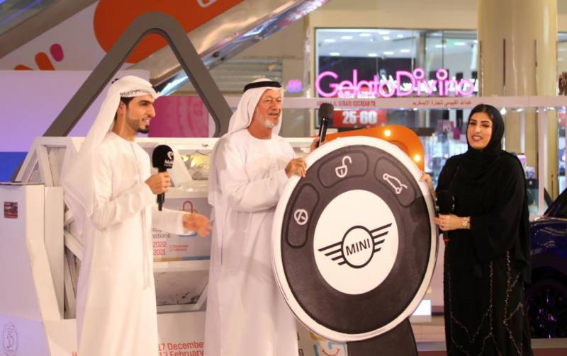 Sharjah Shopping Promotions continues to surprise shoppers with valuable and precious prizes