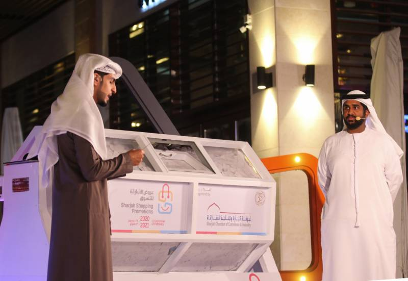 Luxury cars and cash prizes still waiting for luck shoppers during last week of Sharjah Shopping Promotions
