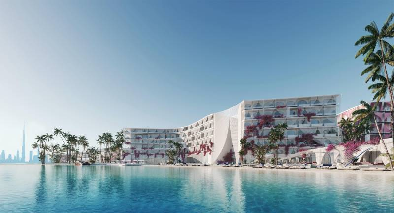 A unique taste of Spain is arriving off the UAE coast as Marbella emerges at the Heart of Europe