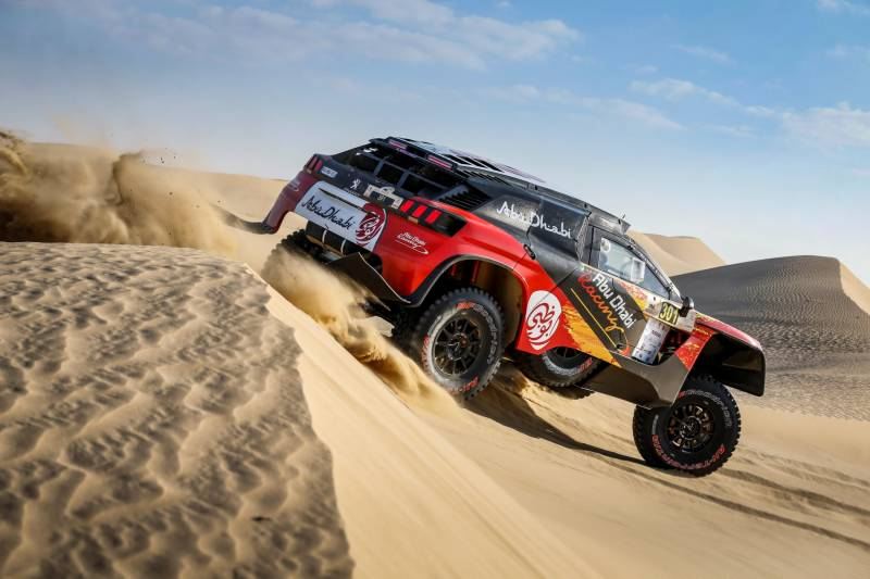 DUBAI BAJA SETS STAGE FOR CLASSIC WORLD CUP CONTEST