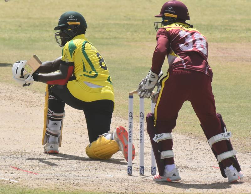 Royal wins the battle for Jamaica, gives them hope of reaching semi-finals