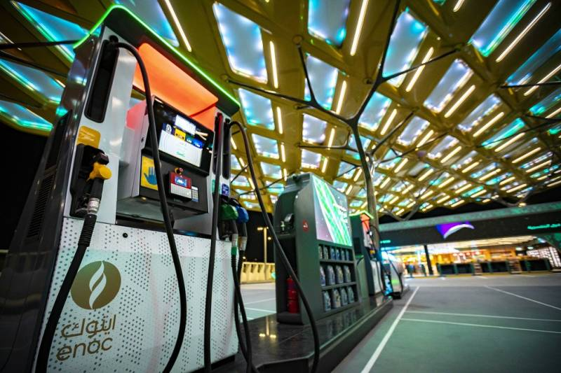 ENOC opens the Service Station of the Future at Expo 2020 Dubai