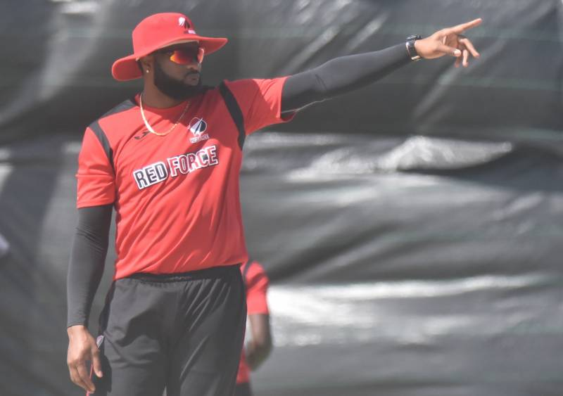 Trinidad & Tobago Red Force and Guyana Jaguars all set for the big show at Coolidge Cricket Ground on Saturday