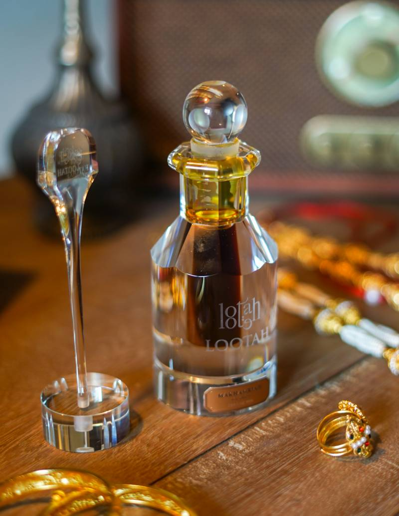 Introducing Makhmariah by LOOTAH: Exclusive Fragrant Oil Passed Down Through Generations for 100 Years
