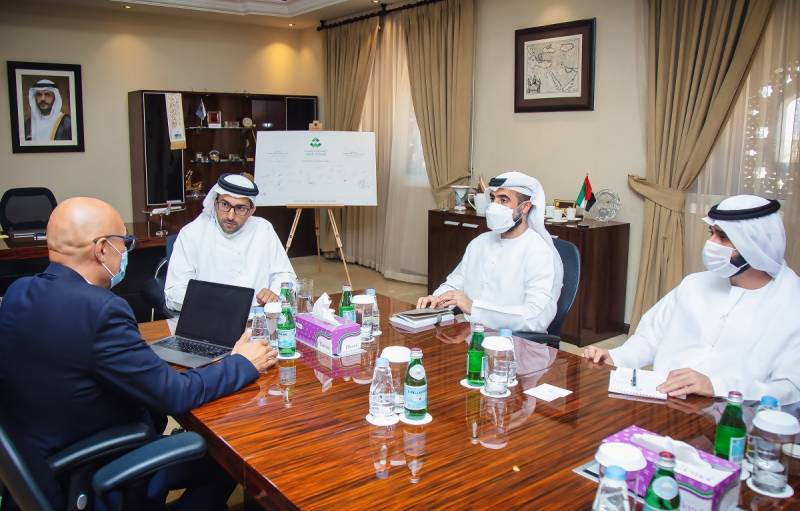 Sharjah explores avenues of intercultural cooperation with senior French officials