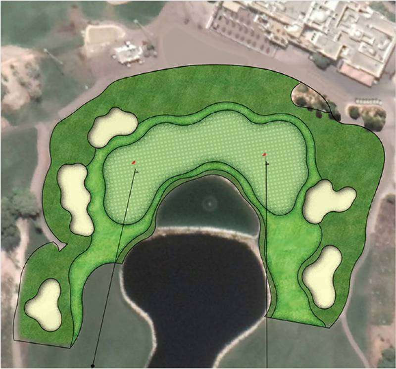Doha Golf Club to unveil spectacular new finish