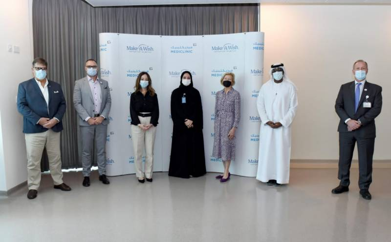 Make-A-Wish® United Arab Emirates SIGNS A MEMORANDUM OF UNDERSTANING WITH MEDICLINIC MIDDLE EAST