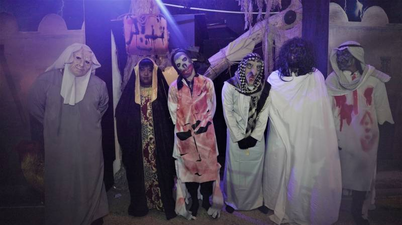 Encounter ghosts in Sharjah Heritage Days, if you dare