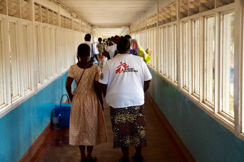 Choithrams supports MSF to bring hope to more than 20,000 women in Malawi this Ramadan