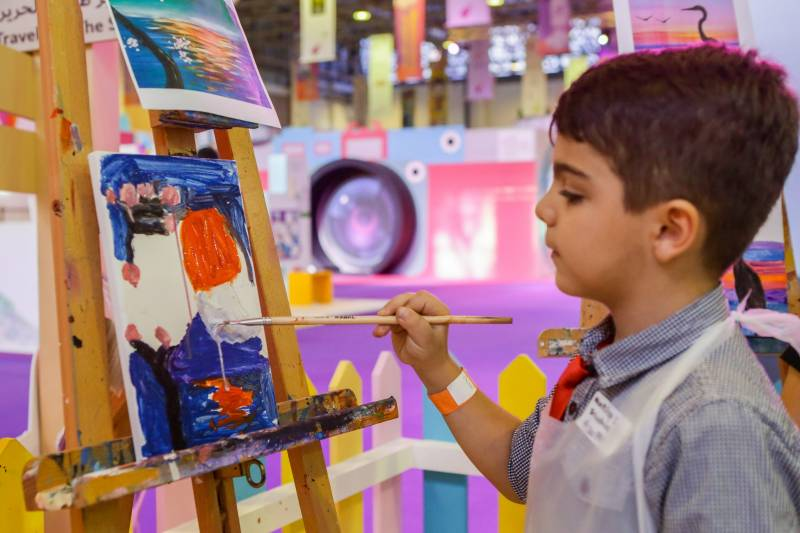 12th Sharjah Children's Reading Festival agenda to be announced on Wednesday (May 5)