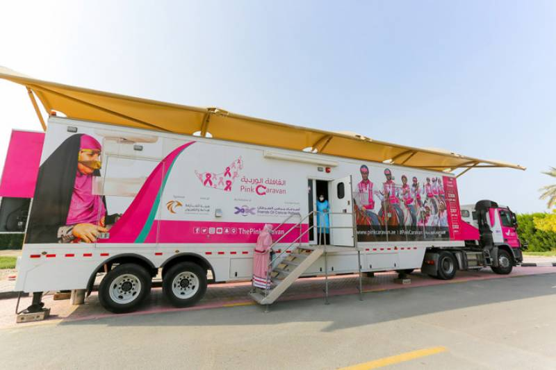 Pink Caravan furthers nationwide movement to safeguard women against breast cancer; renews community call for screenings