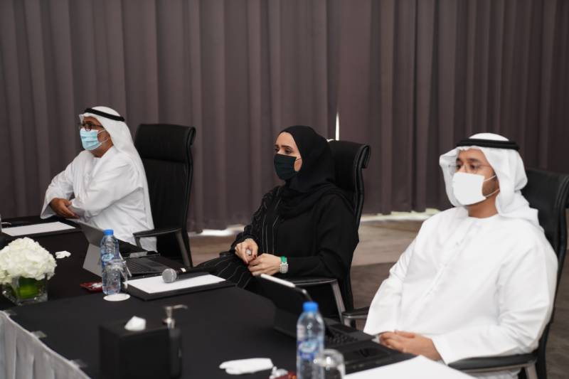 UAE Maritime leaders assembled to prepare the country's candidacy for its Category B membership in the Executive Council of the International Maritime Organization