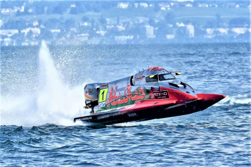 TEAM ABU DHABI DUO PRIMED FOR ITALIAN JOB TO LAUNCH DOUBLE TITLE DEFENCE