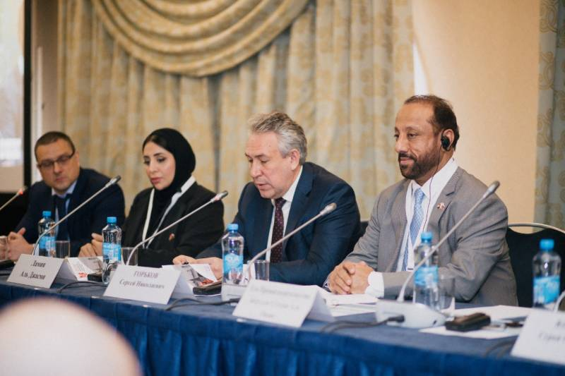 'Sharjah Week' in Russia highlights cooperation opportunities between industrial establishments in both countries