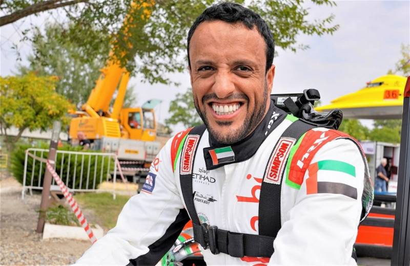 TEAM ABU DHABI PRIMED FOR BIG GRAND PRIXBATTLE IN ITALY