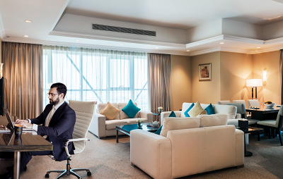 Grind Without a Glitch: Hotel Office Exclusive Package at Jannah Hotels & Resorts