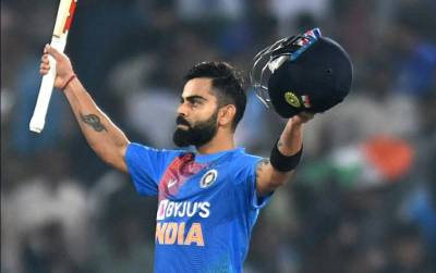 The enchanting atmosphere of the spectators will be remembered: Kohli