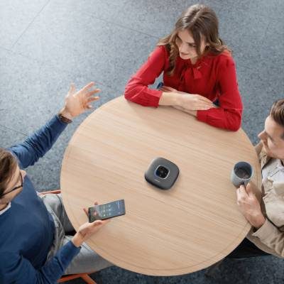 Anker PowerConf Bluetooth Speakerphone Perfect for Homeor Office