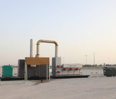 Tadweer Launches Mobile Medical Waste Incinerators to Support Coronavirus Response in Abu Dhabi