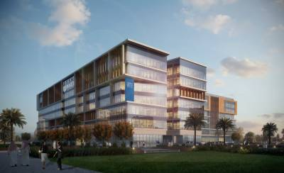 Heriot-Watt University Dubai Campus Begins Interior Fit–out For Its NewCampus