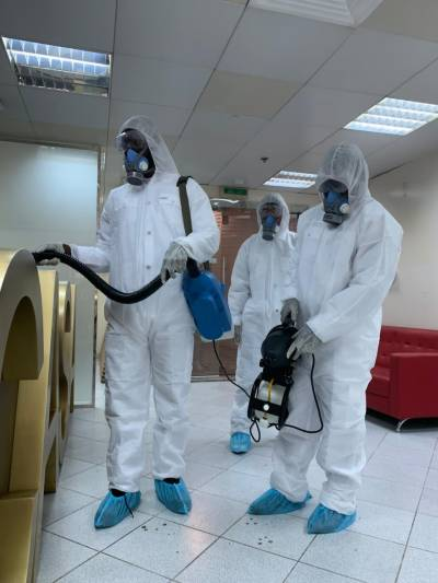 NDT International Launches Full Spectrum of Sanitization, Disinfection Services in UAE