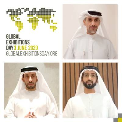 Expo Centre Sharjah joins the world in celebrating Global Exhibitions Day 2020