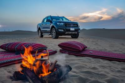 Going Rogue: Can the Ford Ranger Pickup Really Replace the Family Car?