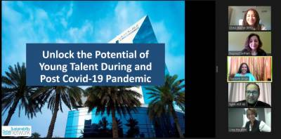 Experts highlight need for young talent to develop skills for a post-Covid-19 world
