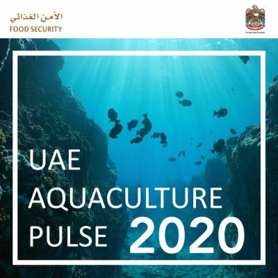 Minister of State for Food Security Launches UAE Aquaculture Pulse 2020Guideline