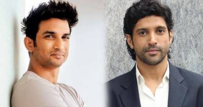 Farhan Akhtar termed Sushant's death as the biggest tragedy of recent times