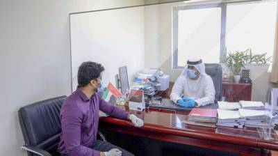 HFZA ready to bring 50% of employees back to offices
